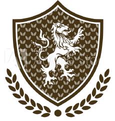 Emblem Löwe