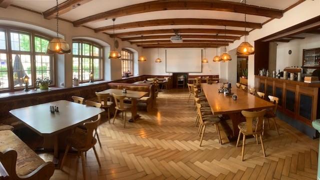 Gasthof Löwen-Restaurant Innenansicht